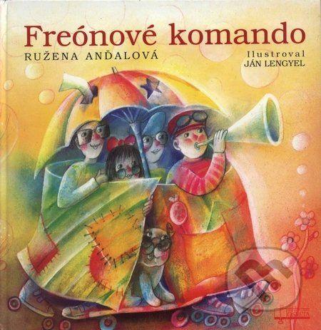 Osveta Freónové komando - Ružena Anďalová cena od 25 Kč