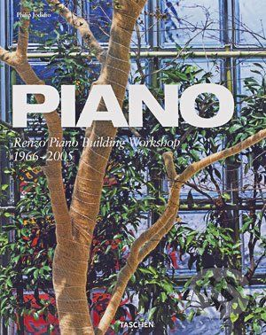 Taschen Renzo Piano - Philip Jodidio cena od 2736 Kč