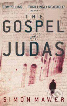 Time warner Gospel of Judas - Simon Mawer cena od 344 Kč