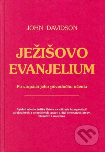 CAD PRESS Ježišovo evanjelium - John Davidson cena od 495 Kč