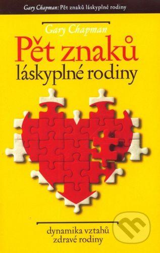 Návrat Pět znaků láskyplné rodiny - Gary Chapman cena od 210 Kč