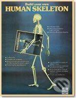 Taschen Human Skeleton - cena od 585 Kč