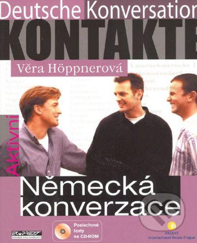 Ekopress Kontakte - Deutsche Konversation - Věra Höppnerová cena od 378 Kč