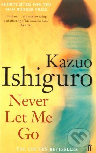 Kazuo Ishiguro: Never Let Me Go cena od 173 Kč