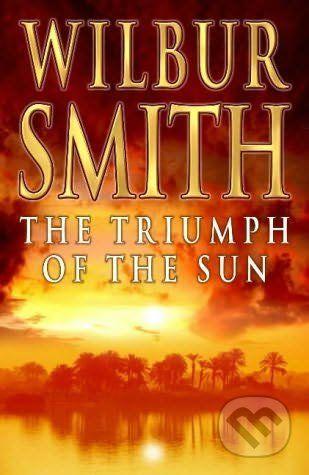 Smith Wilbur: The triumph of the sun cena od 189 Kč