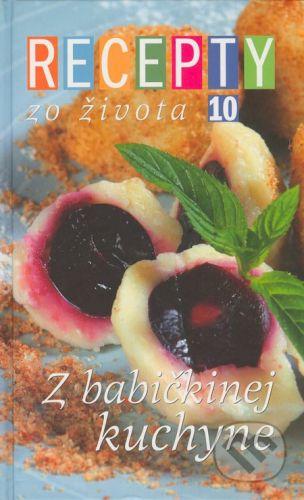 RINGIER Slovakia Recepty zo Života 10 - cena od 225 Kč