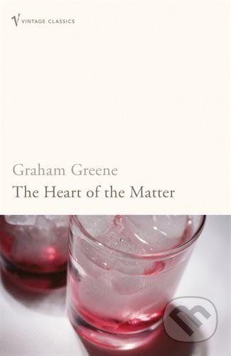 Random House Heart Of The Matter - Graham Greene cena od 238 Kč