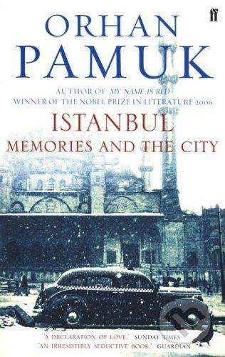 Pamuk Orhan: Istanbul: Memories of a City cena od 242 Kč
