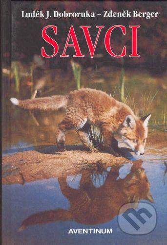 Luděk J. Dobroruka, Zděněk Berger: Savci cena od 225 Kč