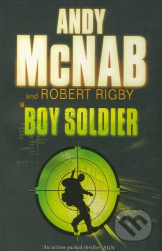 Corgi Books Boy Soldier - Andy McNab cena od 228 Kč