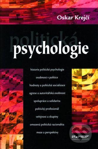 Ekopress Politická psychologie - Oskar Krejčí cena od 392 Kč