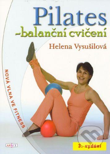 ARSCI Pilates - balanční cvičení - Helena Vysušilová cena od 169 Kč
