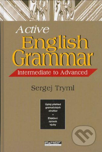 Ekopress Active English Grammar - Sergej Tryml cena od 426 Kč