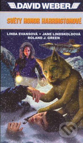 Polaris Světy Honor Harringtonové - David Weber, Linda Evansová, Jane Lindskoldová, Roland J. Green cena od 179 Kč