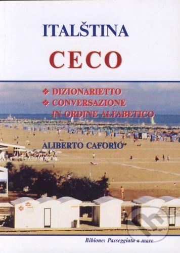 KLAN Italština/Ceco - Aliberto Caforio cena od 38 Kč