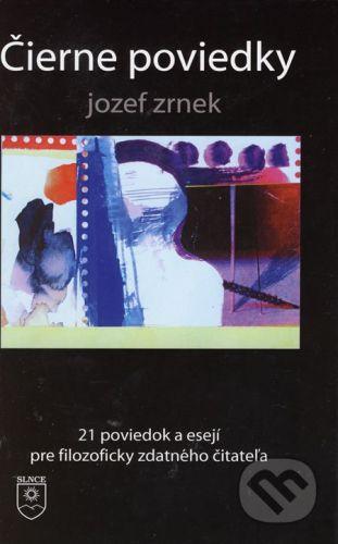 SLNCE Čierne poviedky - Jozef Zrnek cena od 126 Kč