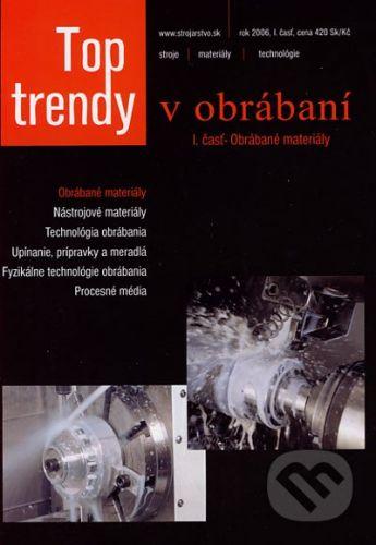 MEDIA/ST Top trendy v obrábaní I. - Michal Havrila, Jozef Zajac, Josef Brychta, Jozef Jurko cena od 276 Kč