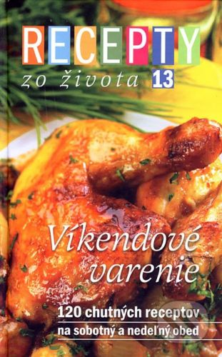RINGIER Slovakia Recepty zo Života 13 - cena od 234 Kč