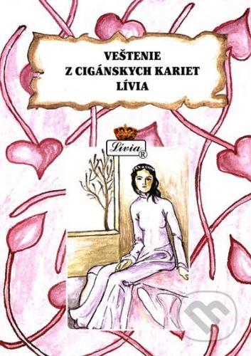 Lívia Royale, s.r.o Veštenie z cigánskych kariet Lívia - cena od 147 Kč