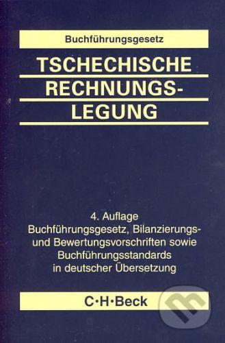 C. H. Beck Tschechische Rechnungslegung - Lucie Vorlíčková, Peter Pschorr cena od 307 Kč