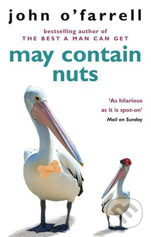 Black Swan May Contain Nuts - John O´Farrell cena od 272 Kč