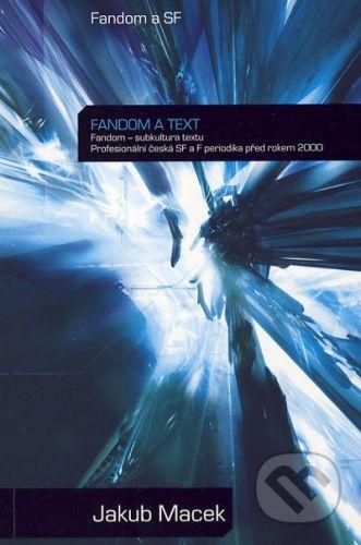 Triton Fandom a text - Jakub Macek cena od 110 Kč