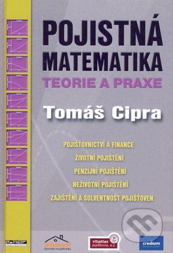 Ekopress Pojistná matematika - Tomáš Cipra cena od 422 Kč