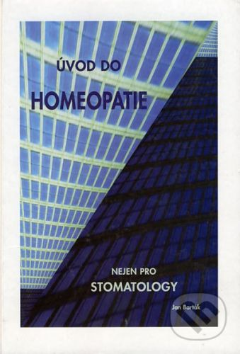 Vodnář Úvod do homeopatie - Jan Barták cena od 289 Kč