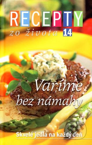 RINGIER Slovakia Recepty zo Života 14 - cena od 225 Kč