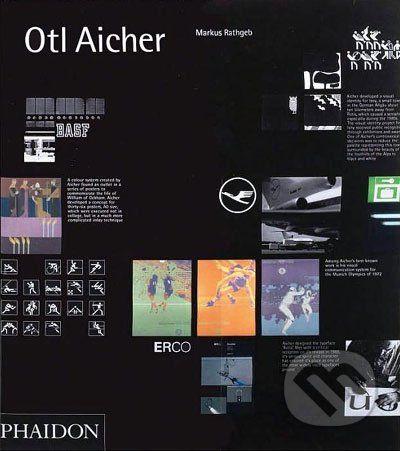 Phaidon Otl Aicher - Markus Rathgeb cena od 1805 Kč