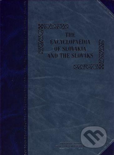 VEDA The Encyclopaedia of Slovakia and the Slovaks - Kolektív autorov cena od 2056 Kč
