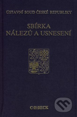 C. H. Beck Sbírka nálezů a usnesení 30 - cena od 731 Kč