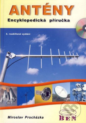 BEN - technická literatura Antény - Miroslav Procházka cena od 488 Kč