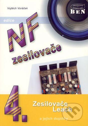 BEN - technická literatura NF zesilovače 4 - Vojtěch Voráček cena od 146 Kč
