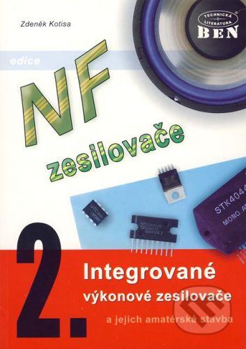 BEN - technická literatura NF zesilovače 2 - Zdeněk Kotisa cena od 146 Kč