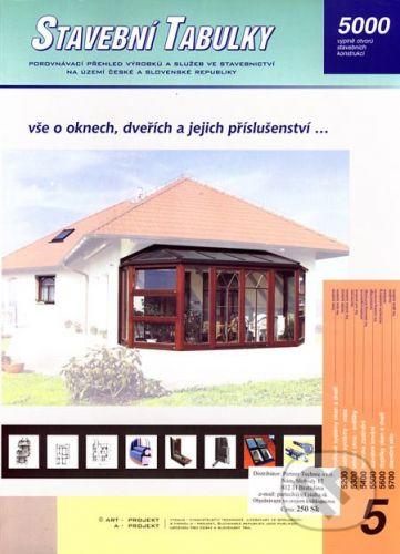 A- Projekt Stavební tabulky 5 - cena od 154 Kč