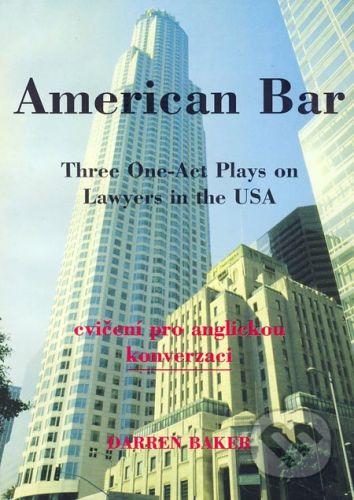 Impex American Bar - Darren Baker cena od 54 Kč