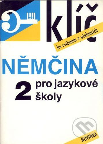 Impex Němčina pro jazykové školy 2 (Klíč ke cvičením v učebnicích) - František Fanda Hegedüs cena od 53 Kč