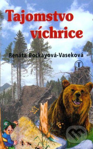 Renáta Bočkayová-Vaseková: Tajomstvo víchrice cena od 91 Kč