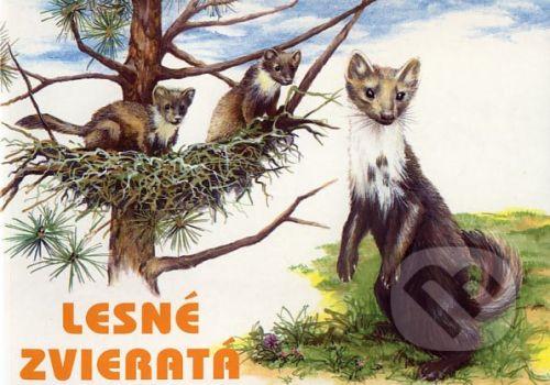 Tranoscius Lesné zvieratá - Ján Benčík, Alena Drusková cena od 75 Kč