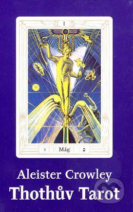 Synergie Thothův Tarot (karty + návod) - Aleister Crowley cena od 513 Kč