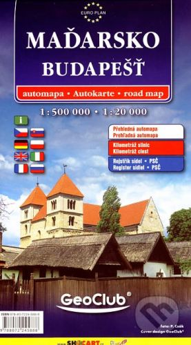 SHOCart Budapešť, Maďarsko - cena od 138 Kč