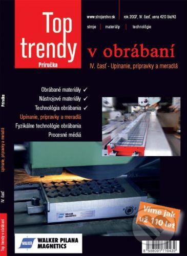 MEDIA/ST Top trendy v obrábaní IV - cena od 257 Kč