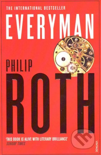 Vintage Everyman - Philip Roth cena od 179 Kč