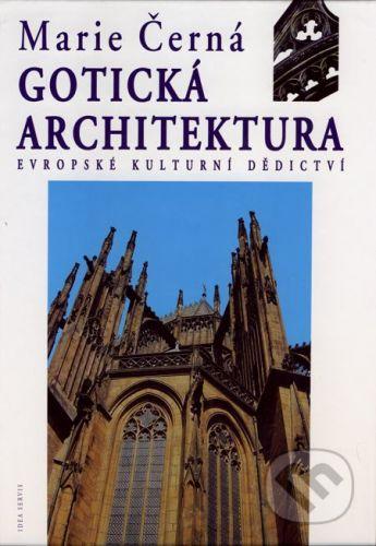 Černá Marie: Gotická architektura – Evropské kulturní dědictví cena od 106 Kč