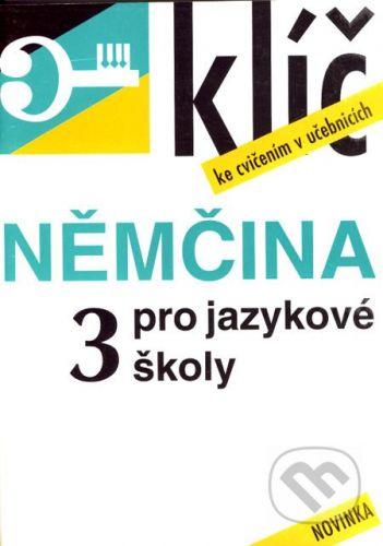 Impex Němčina pro jazykové školy 3 (Klíč ke cvičením v učebnicích) - František Fanda Hegedus cena od 29 Kč