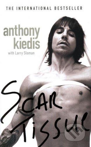Time warner Scar Tissue - Anthony Kiedis cena od 296 Kč
