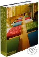 Phaidon Contemporary World Interiors - cena od 1245 Kč