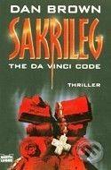 Brown Dan: Sakrileg: The Da Vinci Code cena od 252 Kč