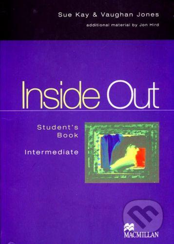 MacMillan Inside Out - Student´s Book - Intermediate - Sue Kay, Vaughan Jones cena od 91 Kč